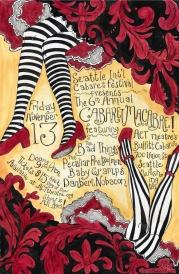 6th Annual Cabaret Macabre - November 2009