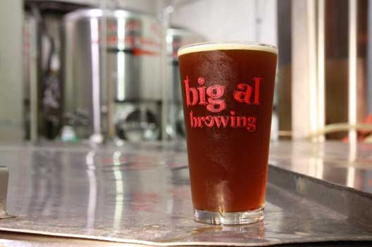 Big-Al-Brewing