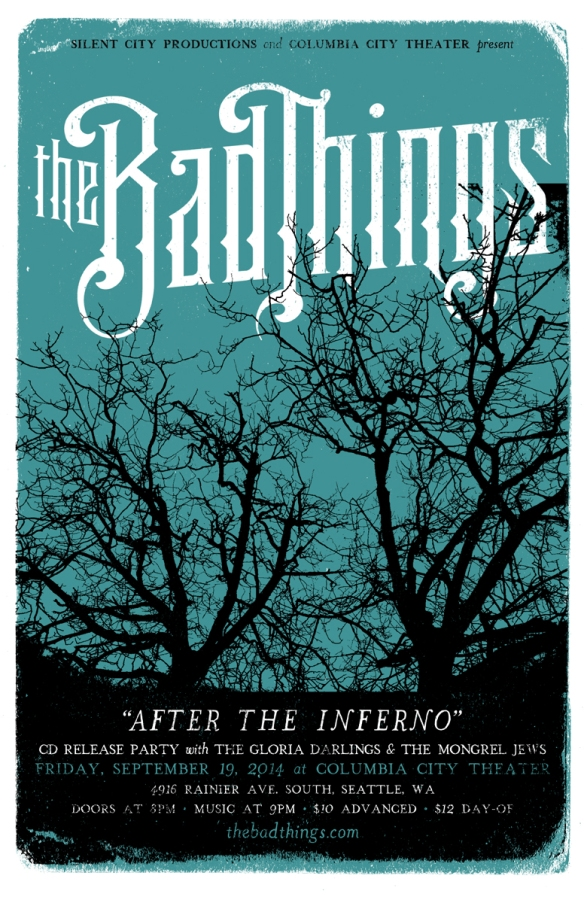 """After the Inferno"" CD Release Party - September 2014"